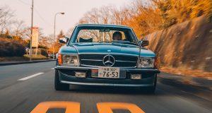 Mercedes-Benz-450-SLC-motor-Toyota-Supra- (1)