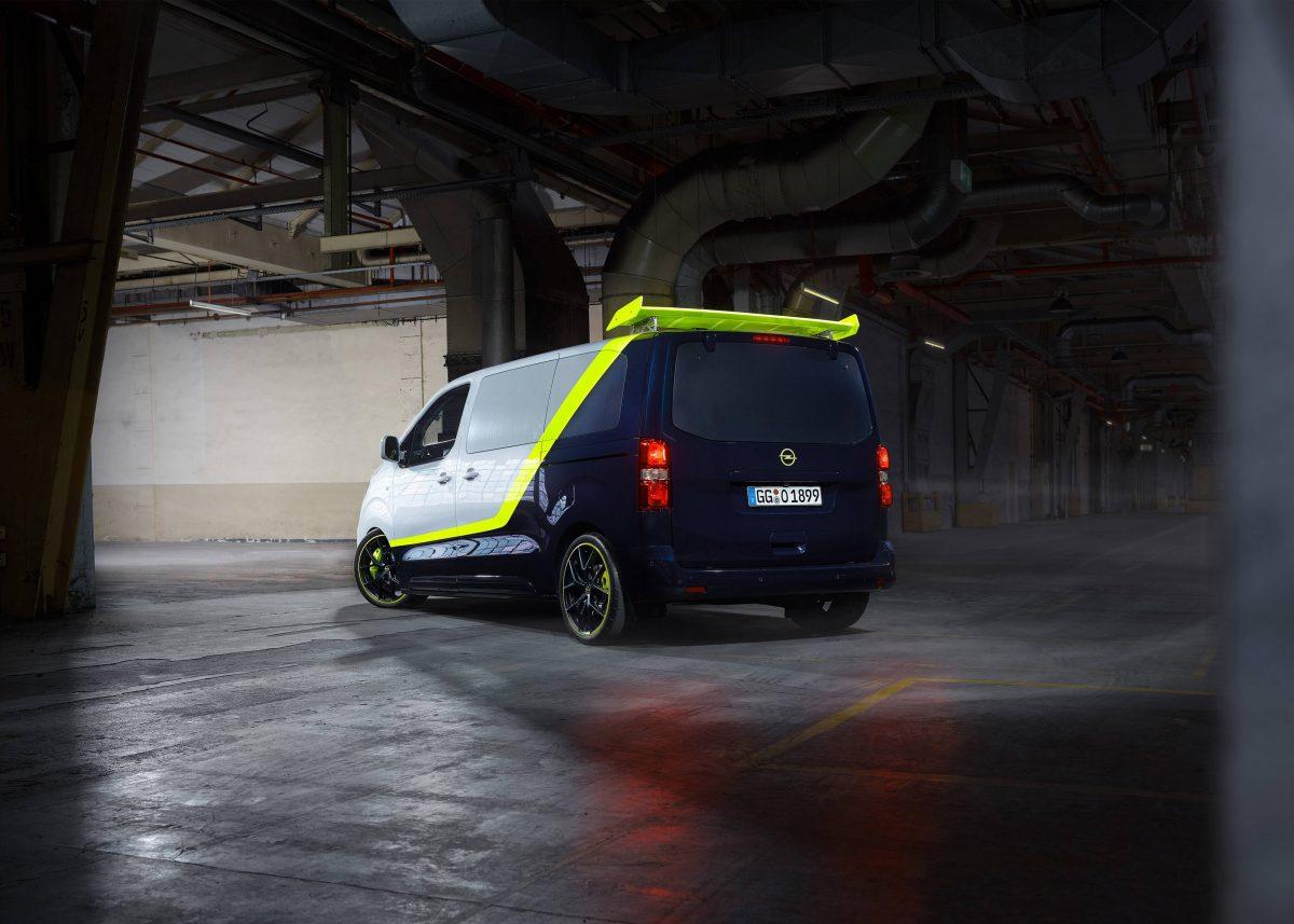 "Showcar Opel Zafira Life ""O-Team"", 2019 - 2"