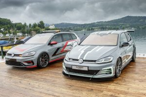 Double debut at the GTI gathering: Apprentices from Wolfsburg an