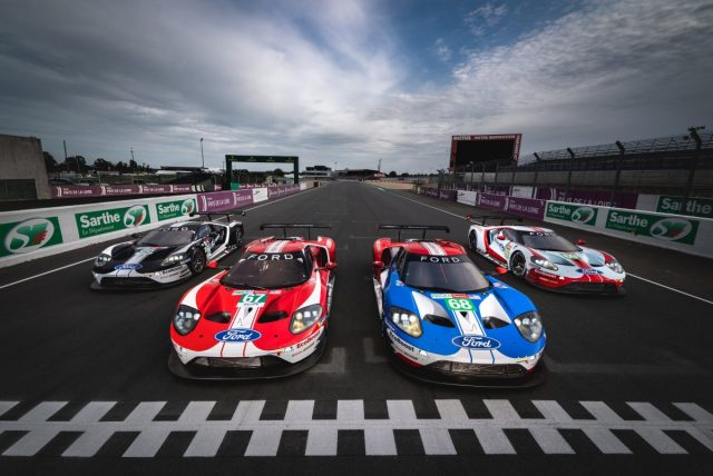 Ford Le Mans 2019 - headline image