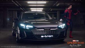 Audi zachránila Spidermana a sponzoruje jeho nový film