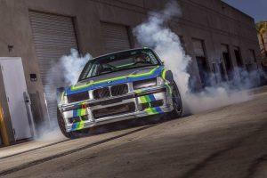 BMW M3 jako elektromobil? Ano, a je připravený na Pikes Peak!