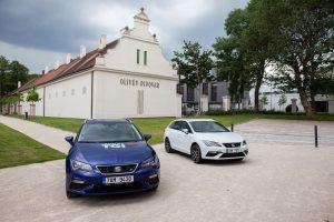SEAT uvedl Leon TGI s novým motorem 1.5 TGI Evo