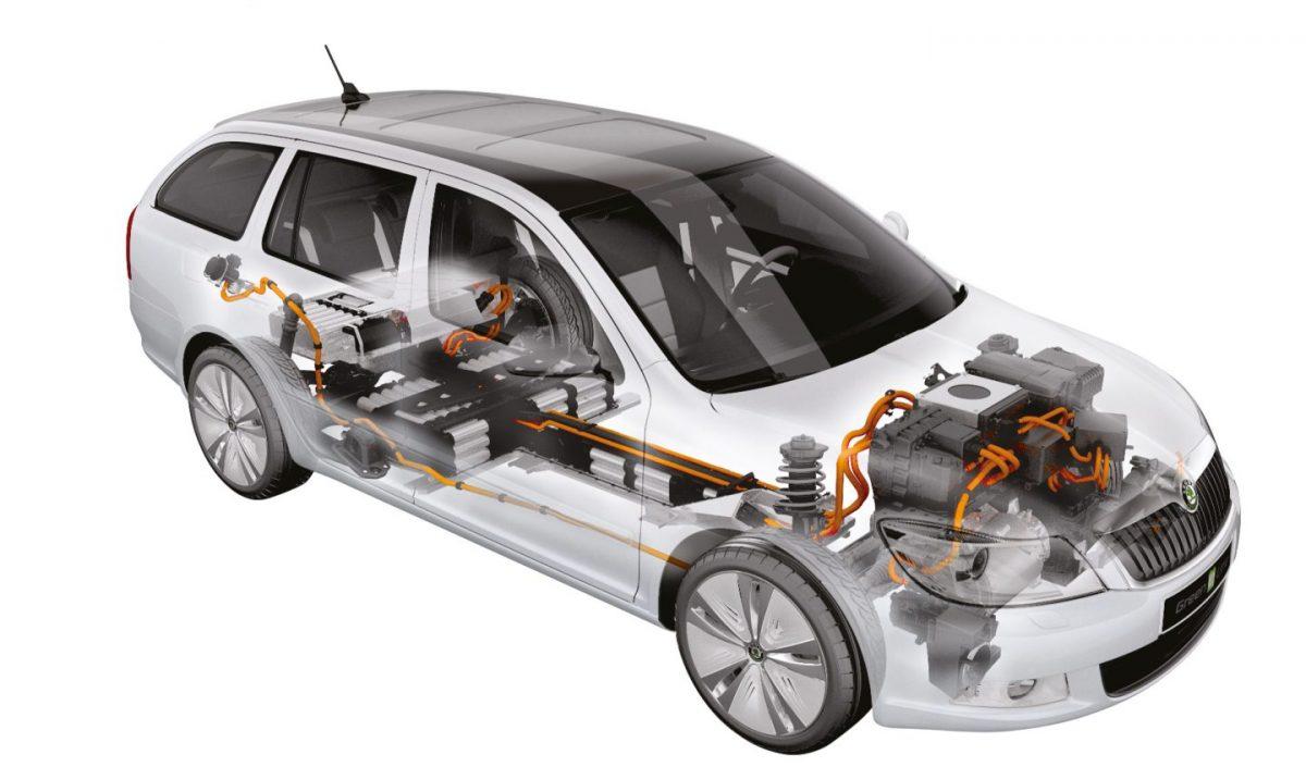 Skoda-OCTAVIA-Greenline-elektromobil