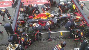 Red Bull znovu pokořil rekord pit stopu ve formuli 1
