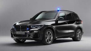 Obrněné BMW X5 Protection VR6 odolá střelám z AK47, ale i útoku bojového dronu
