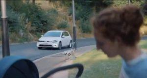 volkswagen zakazana reklama