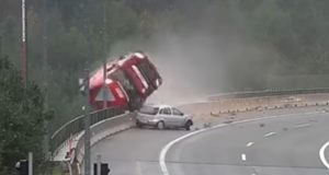 nehoda-kamion-video