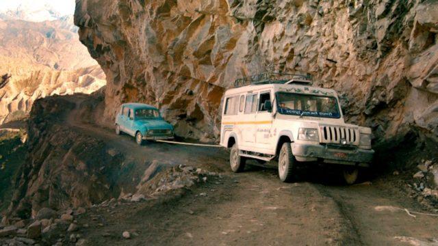 Top Gear láká na vánoční speciál. Se starými auty vyrazí do Nepálu