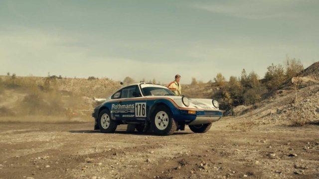 Porsche vzpomíná na top 5 svých rallye speciálů. Představí je legendární Walter Röhrl