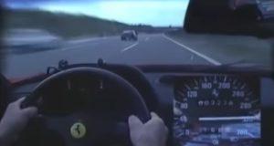 ferrari-f40-320-kmh-na-dalnici-video
