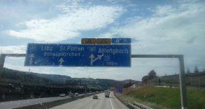 rakousko-dalnice
