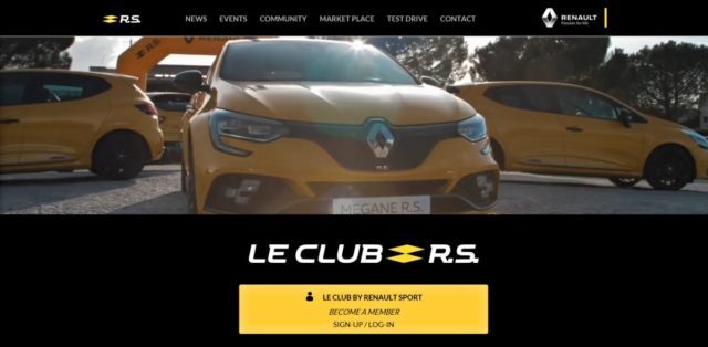 2020 - Captures dcran Le Club by Renault Sport-1