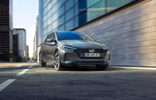 2020 novy Hyundai i20