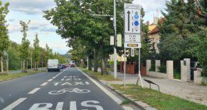kamera-praha-evropska-autobusovy-pruh