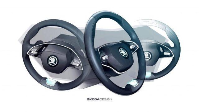 Skoda_volant