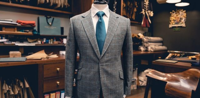 RR50_Henry Poole Supporting Jacket_foto 2