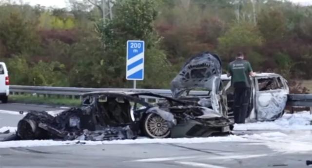 Známý influencer nezvládl své Lamborghini. Při vážné nehodě zabil jednoho z nabouraných řidičů