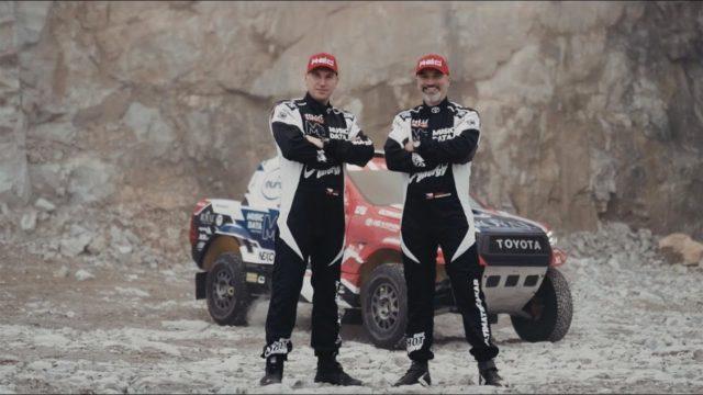 Ouředníček s Křípalem pojedou Rallye Dakar 2021 ve speciálu Toyota Hilux