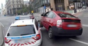toyota-prius-skoda-octavia-policie-nehoda-madarsko